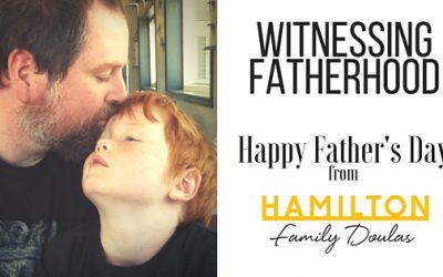 Witnessing Fatherhood