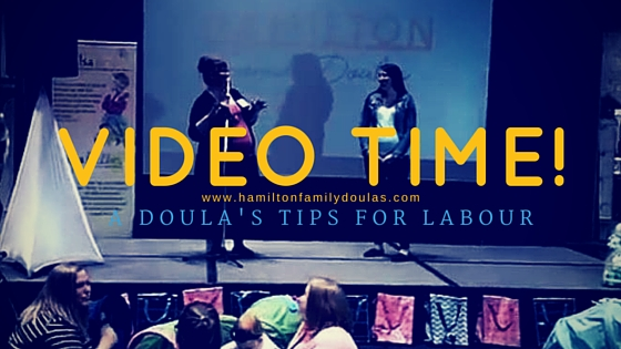 A Doula's Tips For Labour